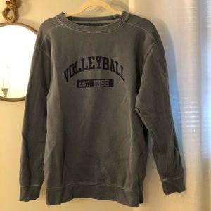 Tops - Cozy crew neck sweatshirt
